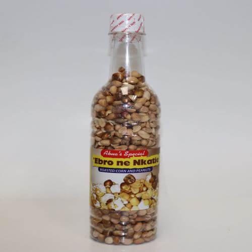 B4A Roasted Corn and Peanuts (Gwugwuru and Ekpa)