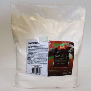 Kokonte Cassava Flour