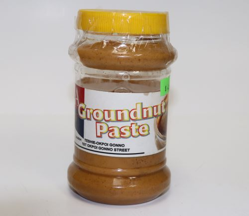Pure Groundnut Paste